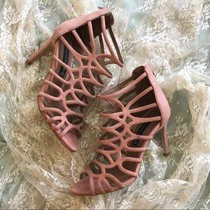 Steve Madden TANA - Cage Dress Heels Sandals